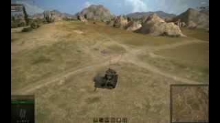 Reticles out of sync in World of Tanks