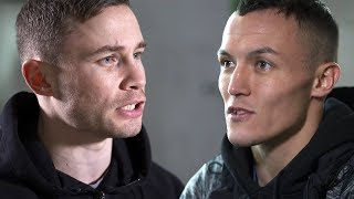 Warrington and Frampton go off on each other during latest interviews