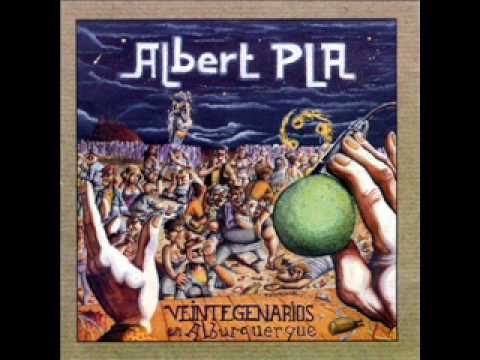 Mañana lo dejo,  Albert Pla