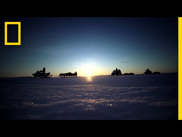 A Rugged Film Location - Behind the Scenes   Life Below Zero