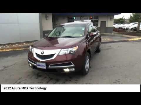 2012 Acura MDX Latham NY 55659