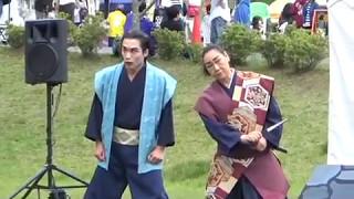 2017年5月14日(日)に愛知県新城市にて開催された第39回作手古城まつりに...