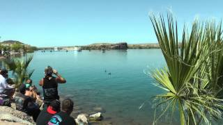 4.33 at 208 MPH Andy Reynolds TAH Drag Boat