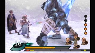 Valkyrie Profile 2 - Gameplay