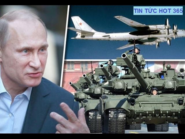 Người Nga Nổi Giận ✪ Tuyên bố sẽ Bẻ Gãy bất kỳ cuộc Tấn Công nào    Thời sự quốc tế.