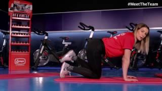 Βούλα Παπαχρήστου - Ασκήσεις για Γλουτούς -  #Meet the Team - Ζήσε το ΠΟΛΥ