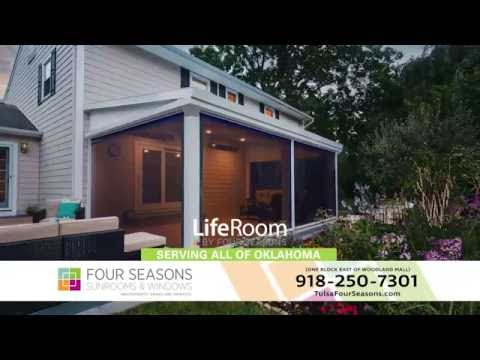The LifeRoom by Four Seasons Sunrooms