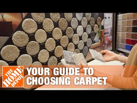 Your Guide to Choosing Carpet