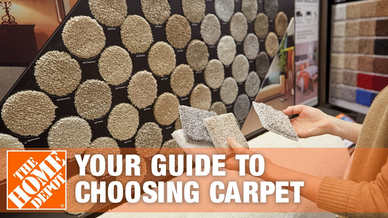 How To Install Carpet The Home Depot Youtube | Cost To Carpet Stairs Home Depot | Wall Carpet | Stair Railing | Custom Rug | Carpet Cleaning | Carpet Rugs