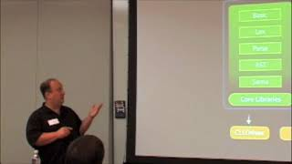 "2008 LLVM Developers' Meeting: S. Naroff ""Clang Internals"""