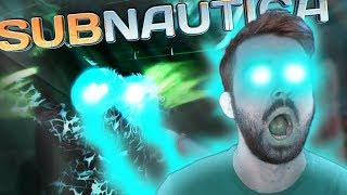 ПЕРВЫЙ КОНТАКТ С ПРИШЕЛЬЦАМИ - Subnautica #38 [Cuddlefish Update]