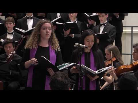 Brookline High School Masterwork Concert