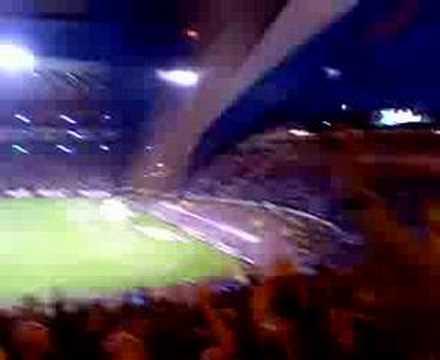 Scotland  V France post final whistle