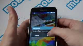 мобильный телефон Samsung Galaxy S5 Octa 16GB обзор