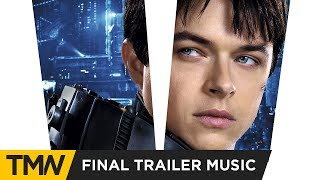 Valerian - Final Trailer Music | 2WEI - Gangsta's Paradise