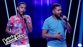 PJ Twins – 'I Swear' | Blind Audition | The Voice SA: Season 3 | M-Net