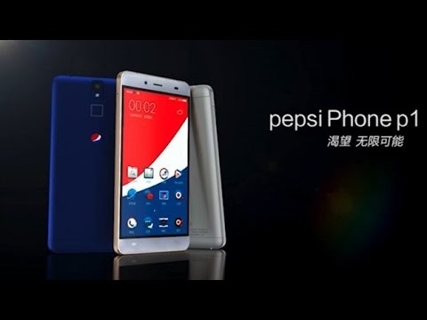 Pepsi Jumps The Smartphone Bandwagon With P1 – This Is Not Fake News At All