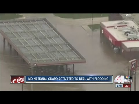 Missouri National Guard mobilized to assist in response to historic flooding