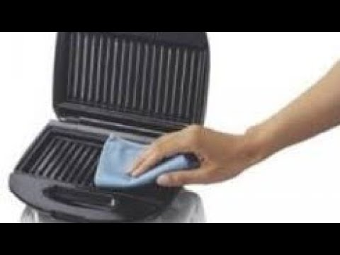 Toaster ya griller ko ghar par kaise saf kre. ( टोस्टर या ग्रिलर की सफाई )