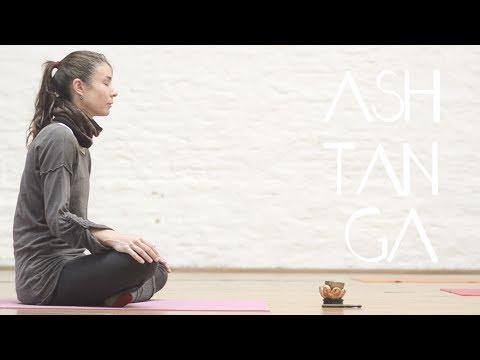 Clases de Ashtanga Yoga - Montevideo - Uruguay