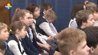 Урок противопожарной безопасности провели для учащихся 9 й школы