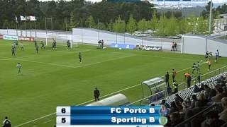 Futebol: FC Porto B-Sporting B, 0-1 (Segunda Liga, 42.ª jornada, 02/05/2015)