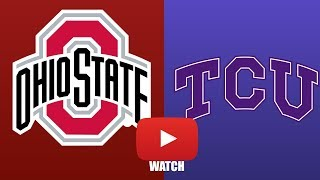 Ohio State vs TCU Week 3 Full Game Highlights (HD)