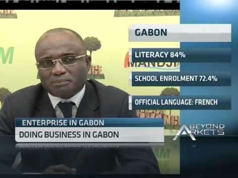 Enterprise Development in Gabon with Jean-Baptiste Bikalou