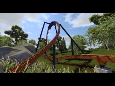 Spitfire B&M Sitdown Coaster No Limits 2
