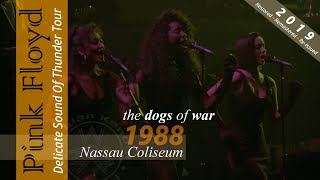 Pink Floyd - The Dogs Of War | Nassau 1988 - Re-edited 2019 | Subs SPA-ENG