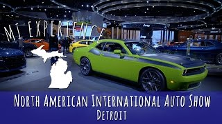 Go for a Spin at the Auto Show in Detroit - MI Experience