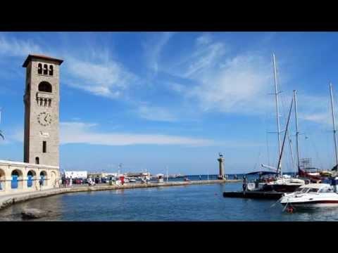 Родос Греция достопримечательности острова с фото и