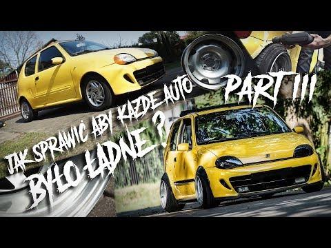 SEICENTO SRANCE TUNING - PART III - Jak sprawić aby każde auto było ładne?