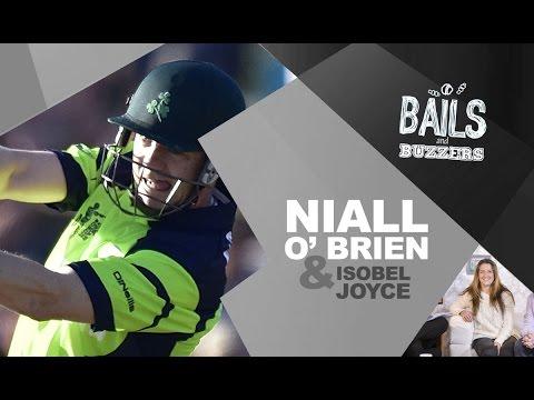 Niall O'Brien & Isobel Joyce
