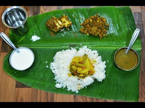 Prawn Gravy | Crab Fry | Hourse Gram rasam | Sura Puttu | Mini Virundhu | Lunch Menu-12