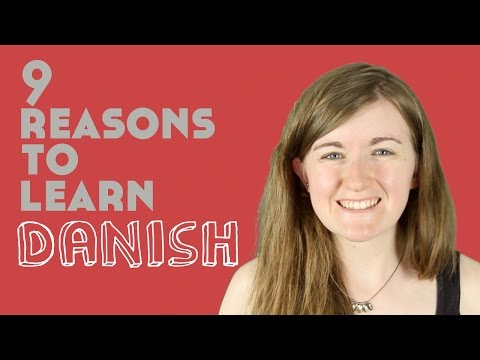 9 Reasons to Learn Danish ║Lindsay Does Languages Video