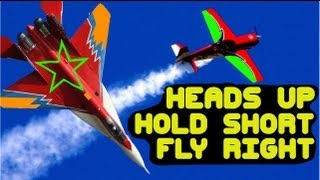 Heads Up, Hold Short, Fly Right - FAA Movie