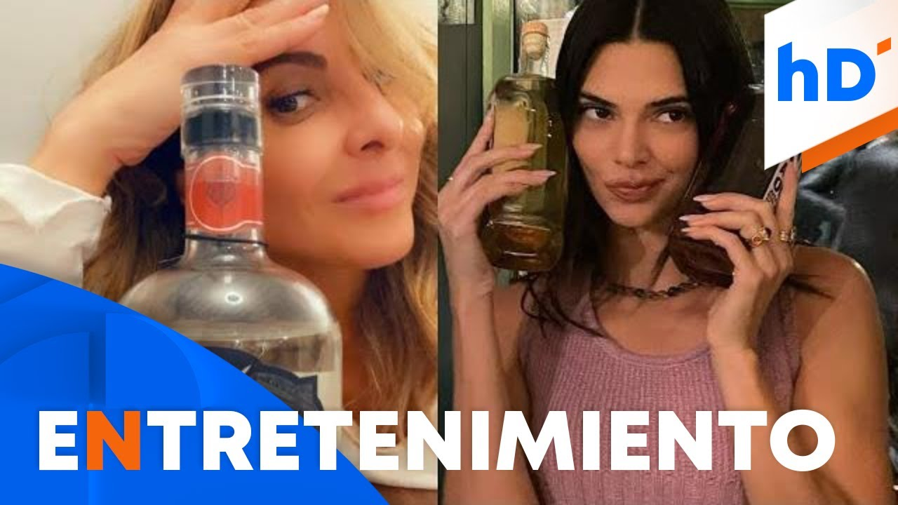Estos famosos lanzaron su propia marca de tequila | hoyDía | Telemundo