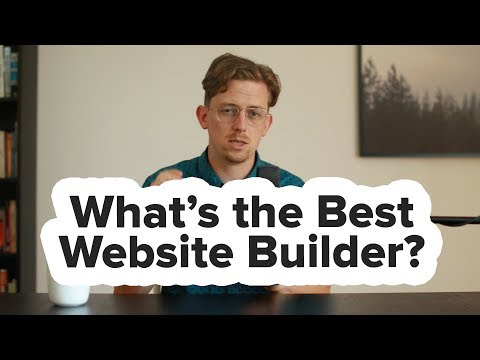 What's the Best Website Builder? 30 Website Builders in 8 Minutes
