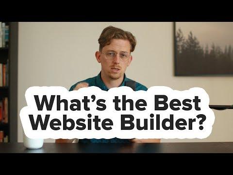 What's the Best Website Builder? (30 Website Builders in 8 Mins)