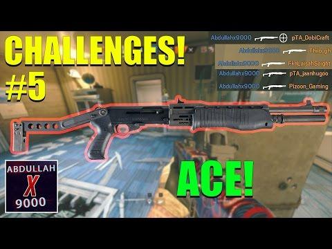 Shotgun Kills Only! - CHALLENGES - Rainbow Six Siege [5]