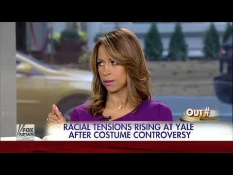 Racial tension brewing at Yale over costume controversy   Fox News Video