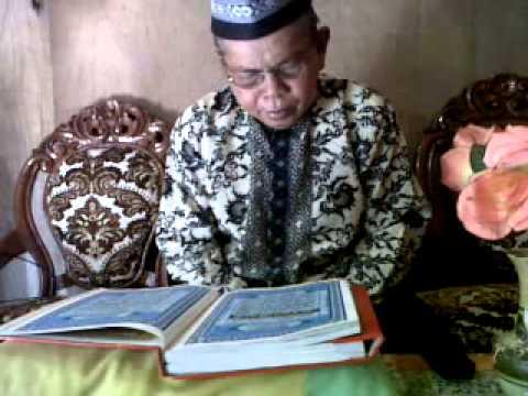 MTQ surat al-baqarah (My father)