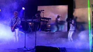 """Don Felder + Foreigner + Styx - """"Starrider"""" live 2014"""