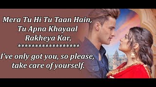 Khyaal Rakhya Kar Lyrics English Translation, Preetinder Ft  Asim Riaz & Himanshi Khurana