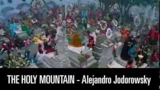 Alejandro Jodorowsky Retrospektive