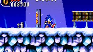 Sonic Advance 2 - Ice Paradise Act 2 Music - User video