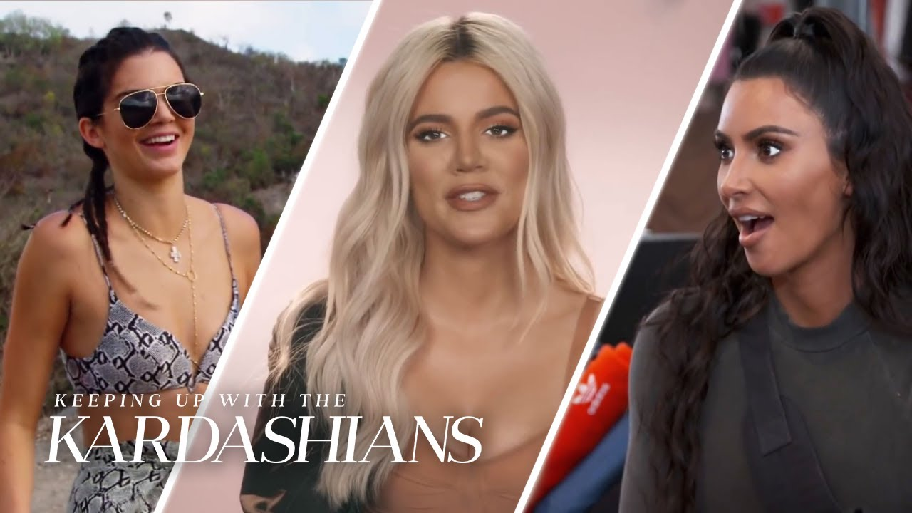 6 Must-See Instances of Kardashian-Jenner Sisterly Love | KUWTK | E!