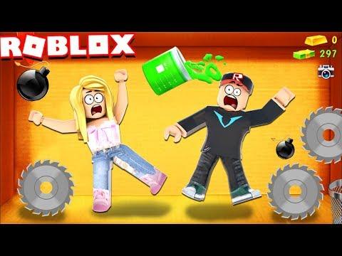 KICK THE BUDDY W ROBLOX! | Vito i Bella