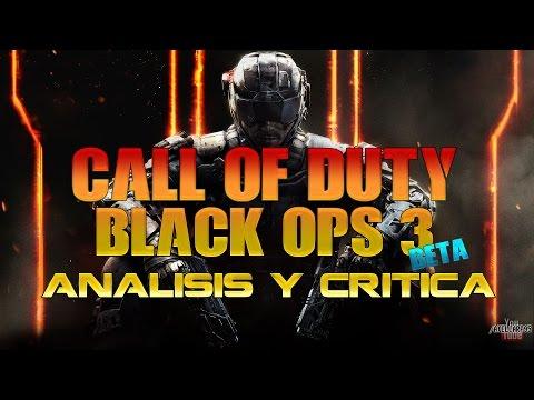 Call of Duty Black Ops 3 [Beta]   Análisis y crítica